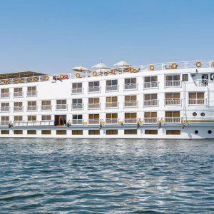 5 Days Nile Cruise from Marsa Alam