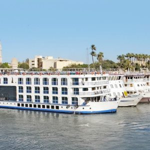 7 Night Nile River Cruise Itinerary from Luxor