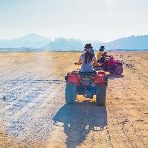 Super Safari by Quads from Safaga Port