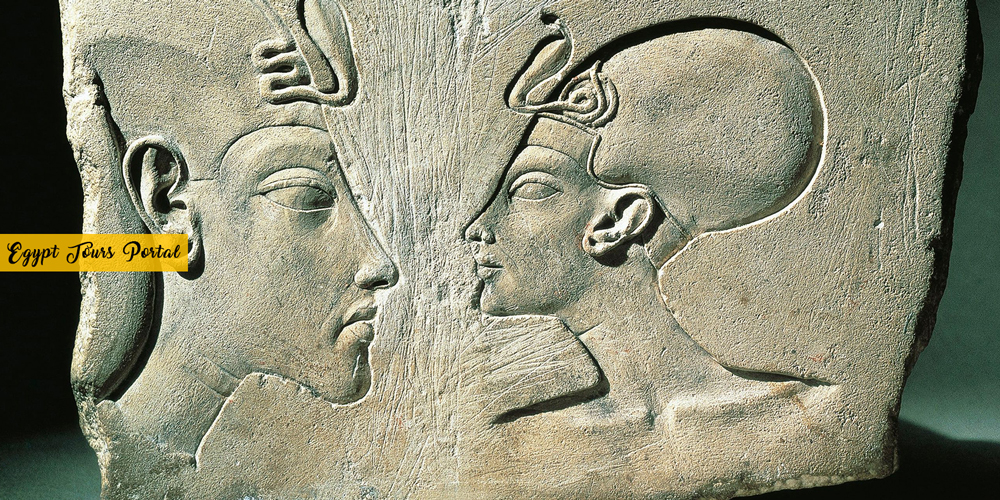 King Akhenaten's Life - Egypt Tours Portal