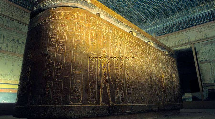 King Tuthmse III Tomb - Valley of the Kings - Egypt Tours Portal