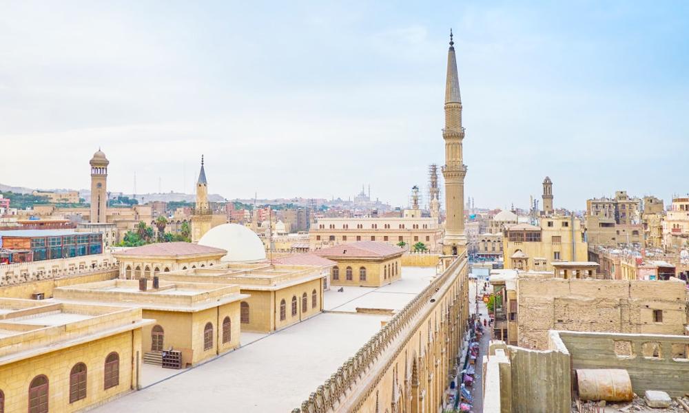 Components of Al-Azhar Mosque - Egypt Tours Portal