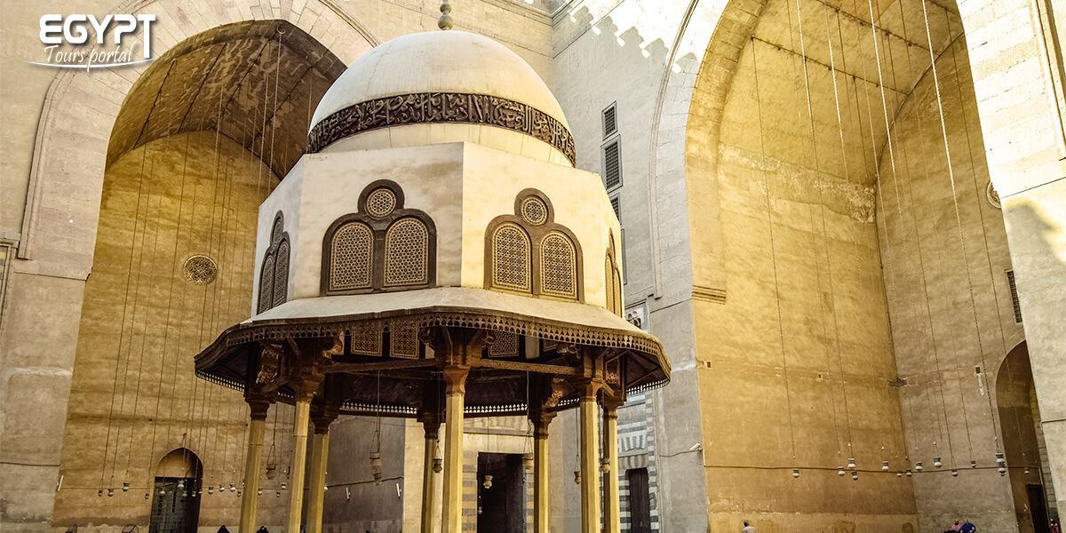 Components of Sultan Hassan Mosque - Egypt Tours Portal