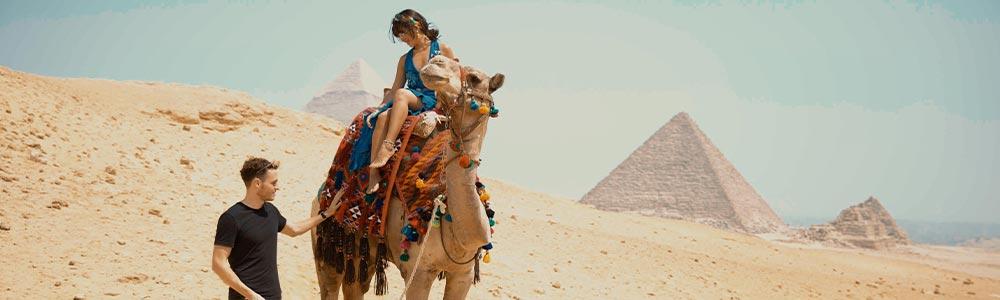 Day One:Pyramids Tour