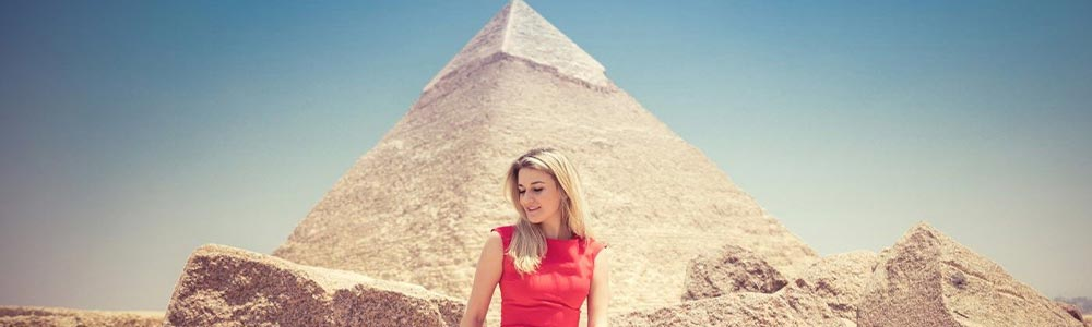 Day One:Explore the Egyptian Pyramids
