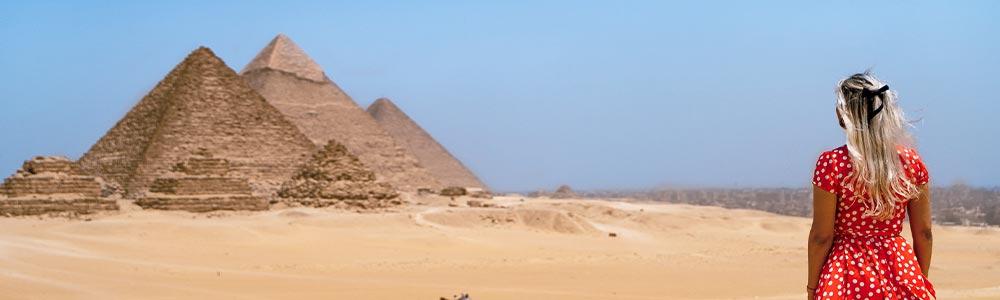 Tour Itinerary:Tour to Giza Pyramids and step pyramids from Port Said