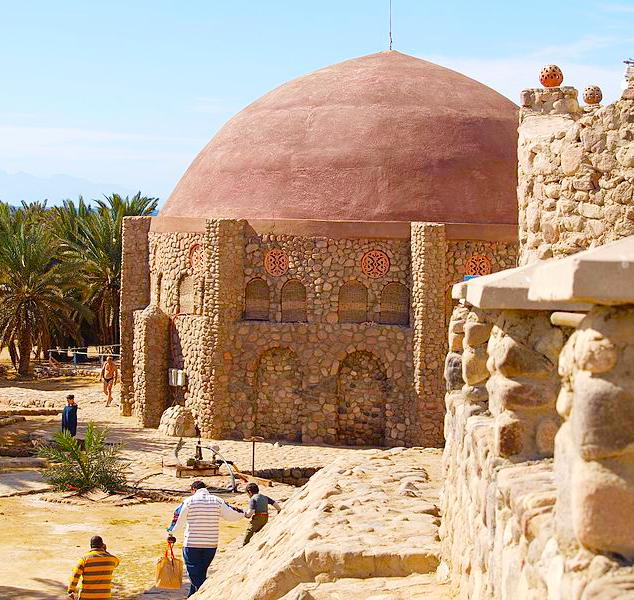 Sinai Tourist Attractions