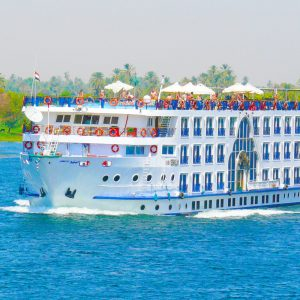 4 Nights Nile Cruise from Luxor Include Abu Simbel