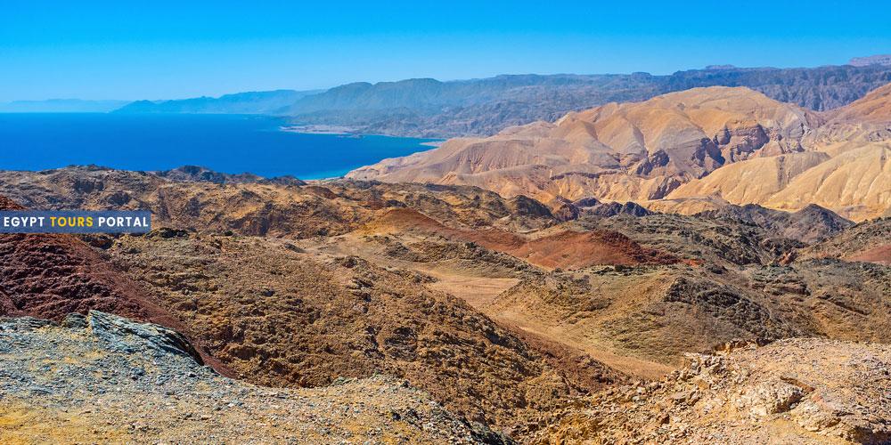 Geography of Sinai - Egypt Tours Portal