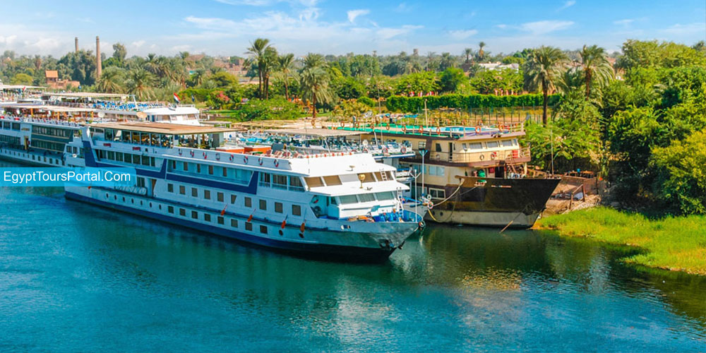 Nile River Cruise Embarkation - Egypt Tours Portal