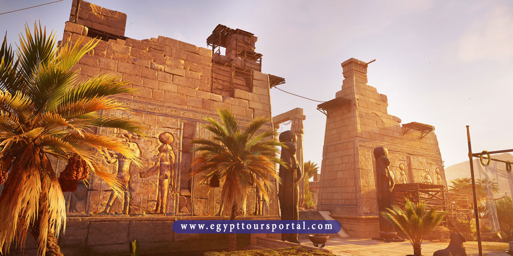elephantine city - ancient Egyptian cities - egypt tours portal