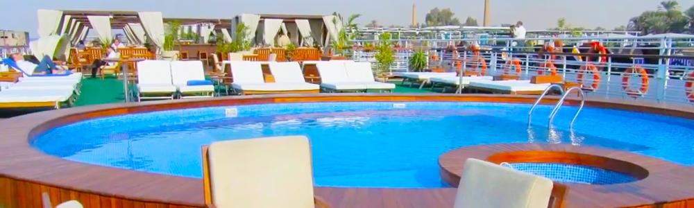 4 Days MS Farah Nile Cruise From Aswan