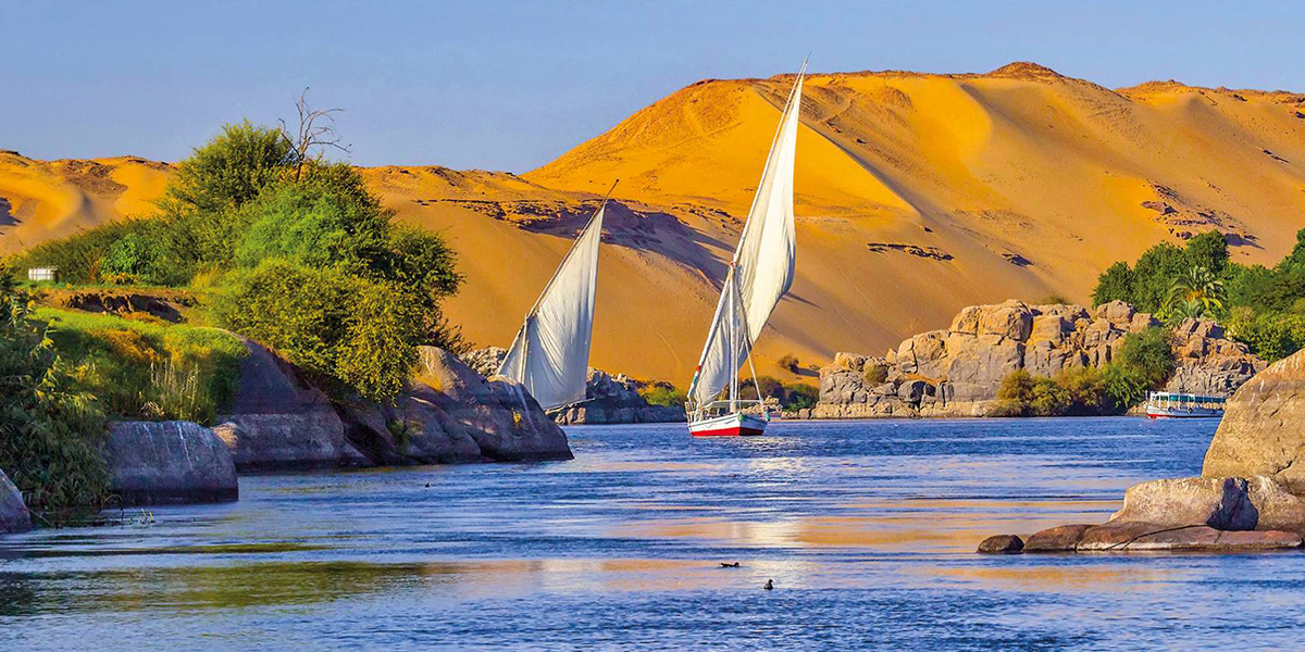 Weather in Luxor and Aswan