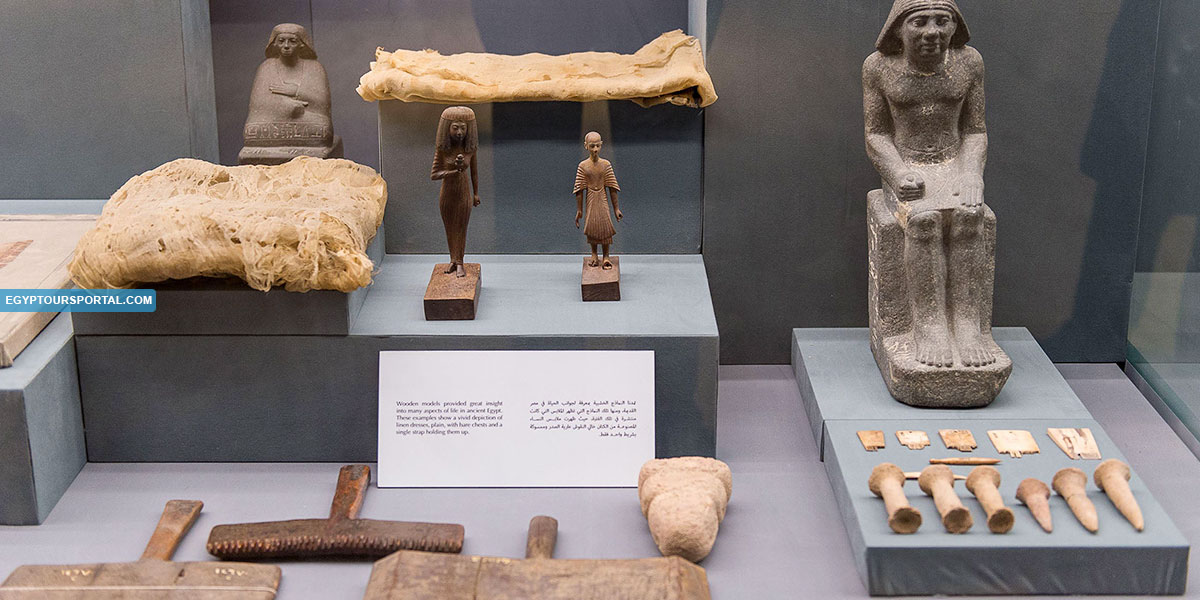 The National Museum of Egyptian Civilization Artifacts - Egypt Tours Portal